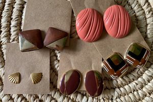 • vintage earrings • for Sale in Issaquah, WA