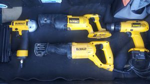 DEWALT COMBO for Sale in Fort Worth, TX