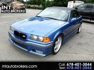 1999 BMW M3 for Sale in Marietta, GA