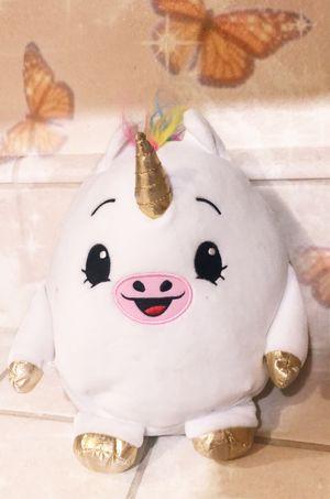 Soft unicorn plush for Sale in Elk Grove, CA