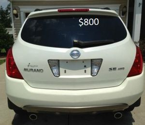 ✅Selling my 2003 Nissan Murano✅ for Sale in Stockton, CA