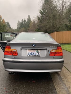 2004 BMW 325i for Sale in Everett, WA