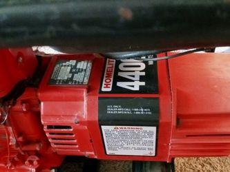 Homelite 4400 Watt Generator for Sale in Everett,  WA
