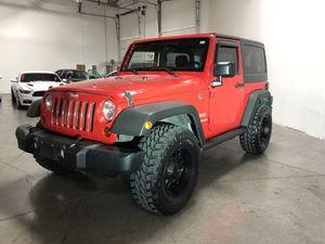 Jeep Wrangler for Sale in North Las Vegas, NV