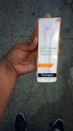 Neutrogena Light Therapy for Sale in New York, NY