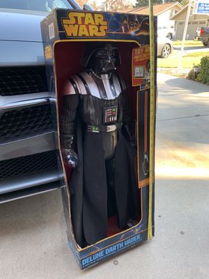 "Star Wars Darth Vader Action Figure (31"") for Sale in Fresno, CA"