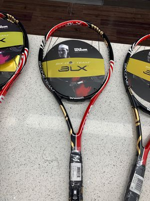 Wilson tennis racket 4 3/8 for Sale in Miami, FL