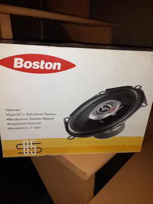 Boston speakers never used for Sale in Reading, PA
