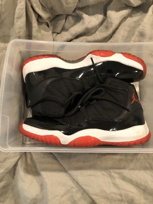 """2012 Air Jordan 11 """"Bred"""" Size 12 for Sale in Broomfield, CO"""