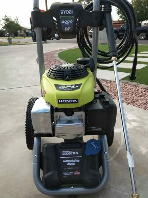 GAS PRESSURE WASHER 3000PSI for Sale in Phoenix, AZ