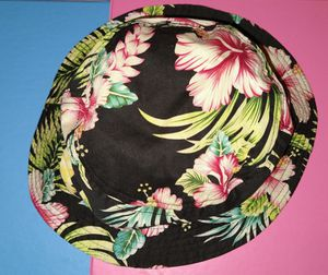 Tropical Floral Black Bucket Hat for Sale in Portland, OR