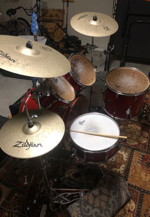 Gretesh double bass drum kit for Sale in Ocala, FL