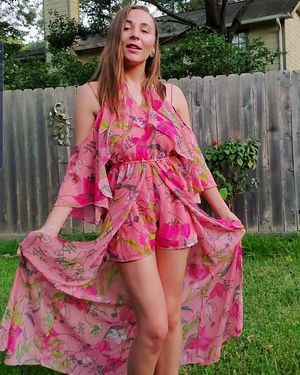 Romper dress size small for Sale in St. Petersburg, FL
