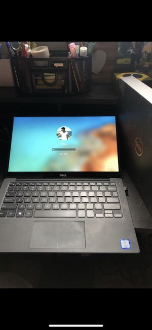 DELL XPS 13 9350 TouchScreen Signature Edition i5-6200U 8GB for Sale in San Mateo, CA