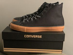 Men's Converse high top shoes, Size 10, brand new with box for Sale in Beverly Hills, CA