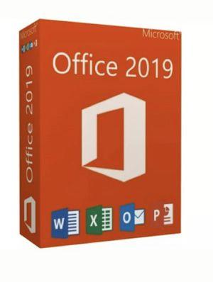 Microsoft Office 2019 - Mac/Windows - Genuine - Download for Sale in Houston, TX