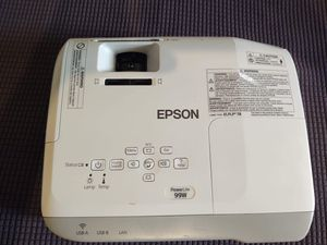 Epson 99w projector for Sale in San Diego, CA