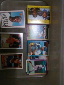 Over 200 Big Name Cards Including Rookies All In Good To Great Condition for Sale in Lemoore,  CA