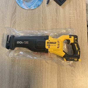 DeWALT Flex Volt Advantage Reciprocating saw for Sale in Levittown, PA