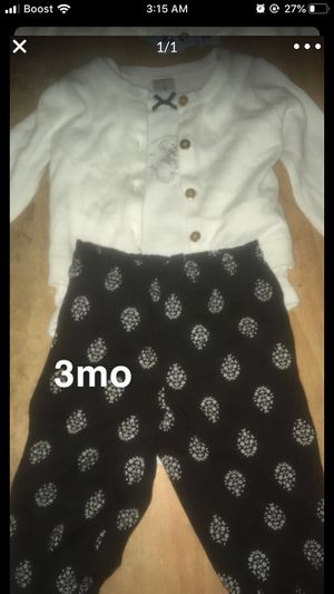 Babygirl clothes for Sale in Houston, TX