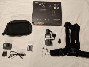 GoPro 5 Black with EVO SS Stabalizer Kit for Sale in Phoenix, AZ