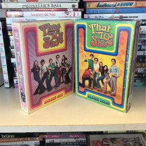 That 70's Show - Seasons 1 And 3 for Sale in Trenton, NJ