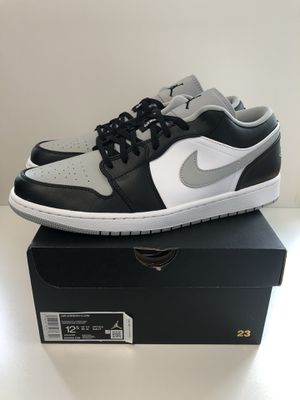 Nike Air Jordan 1 Low Shadow Men's size 12.5 DS for Sale in Gladstone, OR