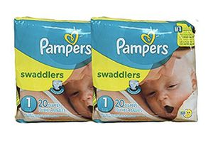 Pampers Swaddlers Size 1 for Sale in Poquoson, VA