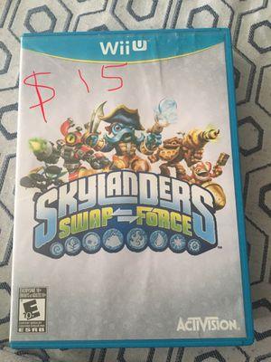 Juegos para Nintendo switch y Wii U for Sale in Visalia, CA