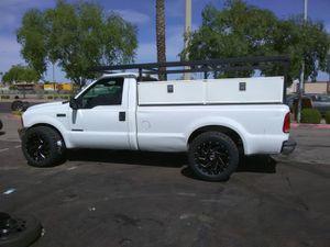 Tool Boxes n ladder Rack! for Sale in Avondale, AZ