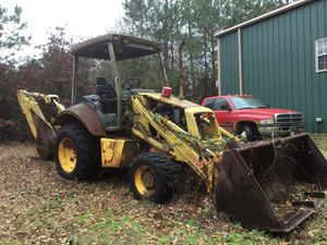 2001 LB 75 New Holland Backhoe for Sale in Gladewater, TX