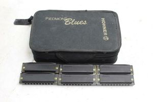 Hohner Piedmont Blues Harmonica Set: 6 Pieces for Sale in Los Angeles, CA