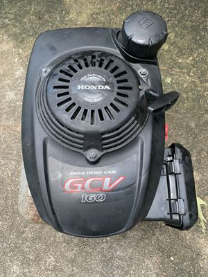 Honda Engine Motor GCV 160 for pressure washer for Sale in Conroe, TX