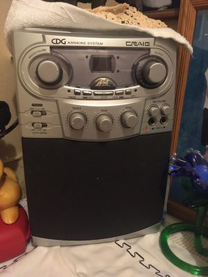 Small CD player for Sale in Los Angeles, CA