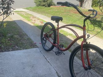 """Electra """"cruser 7"""" AlumBeach Cruiser Bike 7 speed 26"""" EXCELLENT CONDITIONS And Yes STILL AVAILABLE for Sale in Anaheim,  CA"""