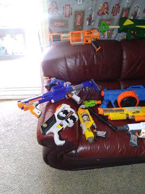 NERF GUNS for Sale in Fremont, CA