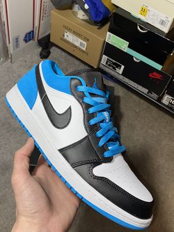 Jordan 1 Low Laser Blue for Sale in Levittown,  PA