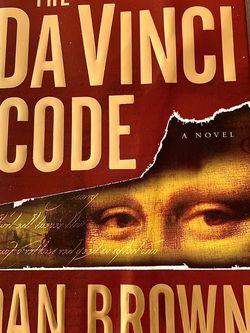 """Book """"The Da Vinci Code"""" By Dan Brown (2003, Hardcover) for Sale in Hialeah,  FL"""