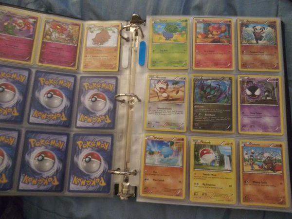 Entire collection of rare collectable Pokemon cards. By all at once or individually. Rare promo cards as well.