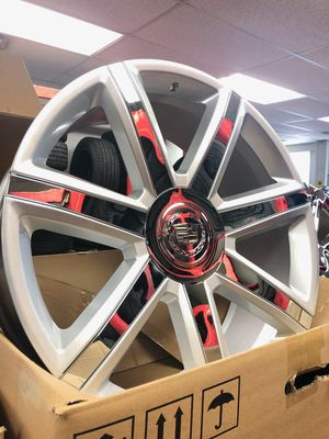 26 inch wheel and tire gmc Chevy Cadillac for Sale in Warren, MI