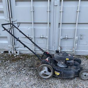 "Craftsman 160cc Honda Engine Power-Propelled 22"" Multi-Cut Lawnmower for Sale in Smithfield, VA"