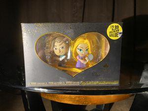Funko Disney Princess Romance Series - Tangled - Flynn and Rapunzel - Mini Vinyl Figures for Sale in El Monte, CA