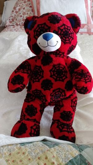 Spiderman Teddy Bear for Sale in Tarpon Springs, FL