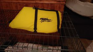 Aqua dog life vest for Sale in Milton, PA