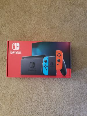 Nintendo switch console v2 for Sale in Temple Hills, MD