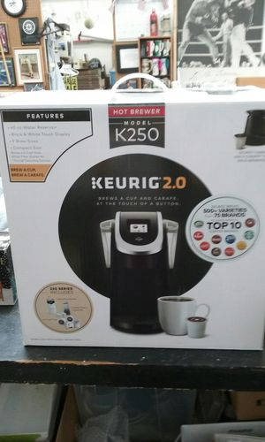 Keurig 250 for Sale in Puyallup, WA