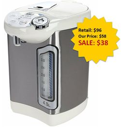 Drinking Fresh Water Heater Small Portable Warmer Electric Dispenser Rosewill NEW for Sale in Fort Lauderdale,  FL