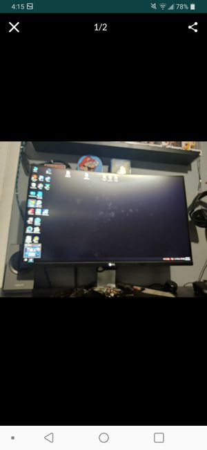 """32"""" benq 1440p 144hz freesync HDR curved monitor for Sale in Martinsburg, WV"""