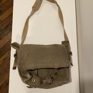 Vintage Military Messenger Bag for Sale in Los Angeles, CA