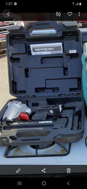 Nail gun 18 gauge for Sale in Perris, CA